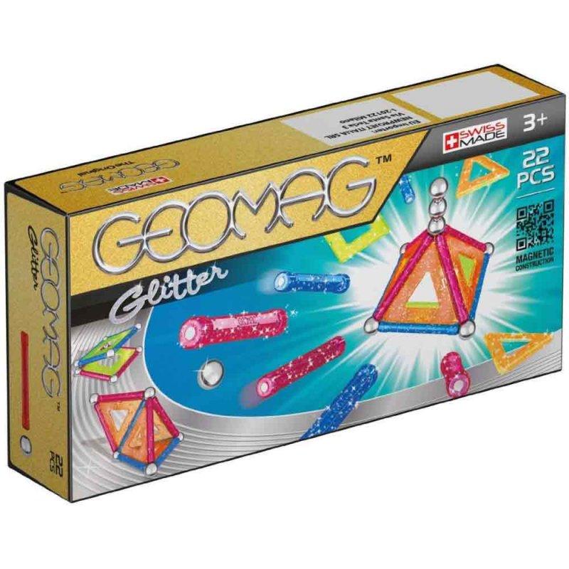 """Магнитный конструктор """"Glitter"""", Geomag"""