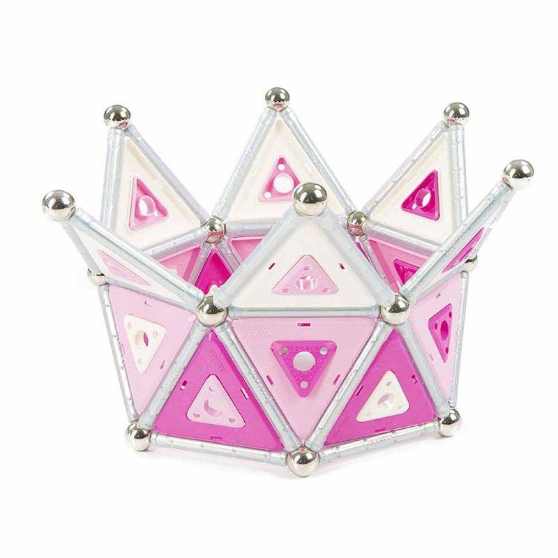 "Магнитный конструктор ""Pink"", Geomag"