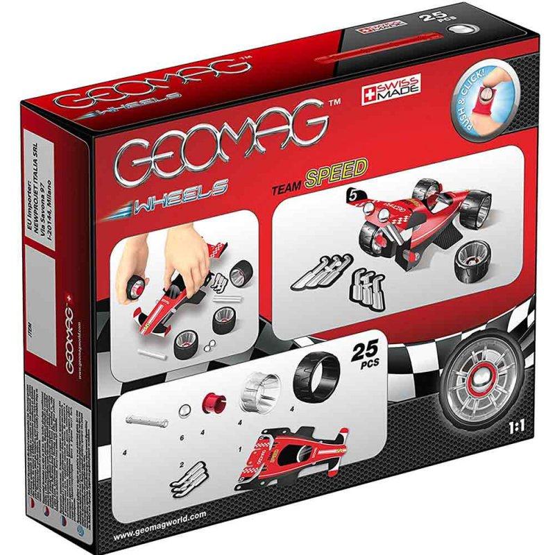 """Магнитный конструктор """"Wheels"""", Geomag"""