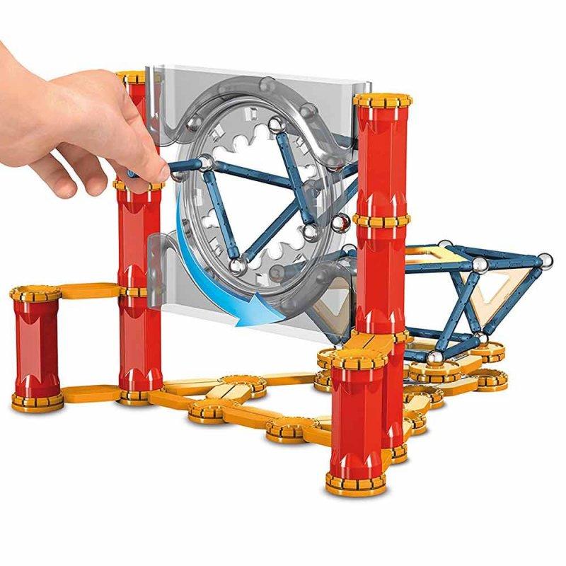 """Магнитный конструктор """"Mechanics"""" 164 деталей, Geomag"""