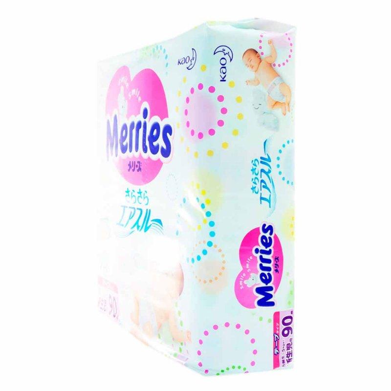 Подгузники Merries для новорожденных (0-5 кг)