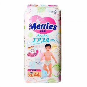 Подгузники Merries XL (12-20 кг)