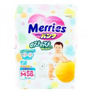 Трусики-подгузники Merries M (6-10 кг)