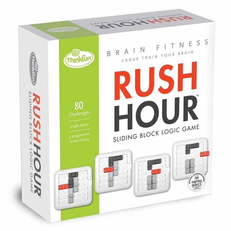 "Игра-головоломка ""Час Пик фитнес для мозга"", ThinkFun"