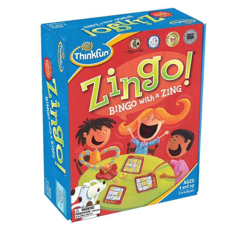 """Игра-головоломка """"Зинго"""", ThinkFun"""