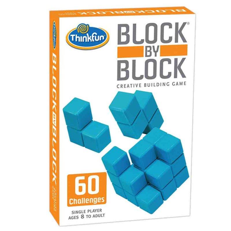 """Игра-головоломка """"Блок за блоком"""", ThinkFun"""