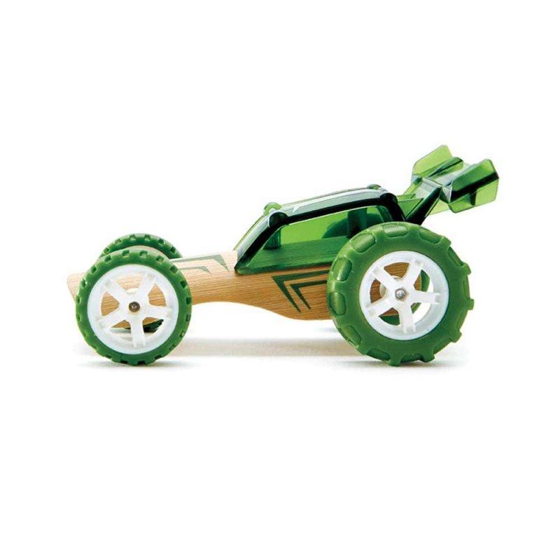 "Машинка из бамбука ""Baja"", Hape"