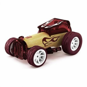 "Машинка из бамбука ""Bruiser"", Hape"
