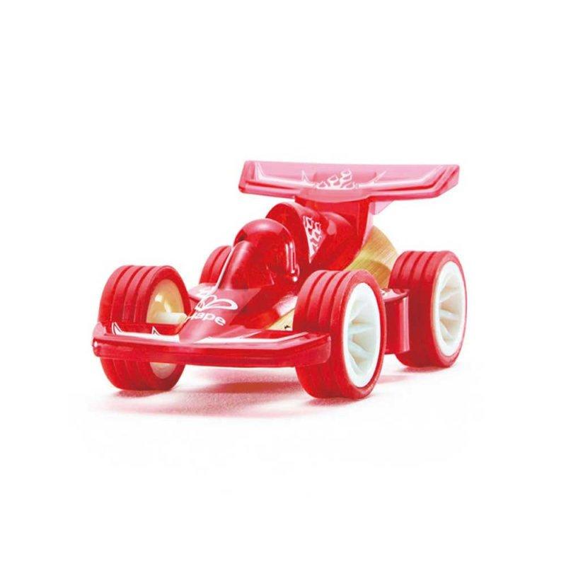 "Машинка из бамбука ""Racer"", Hape"