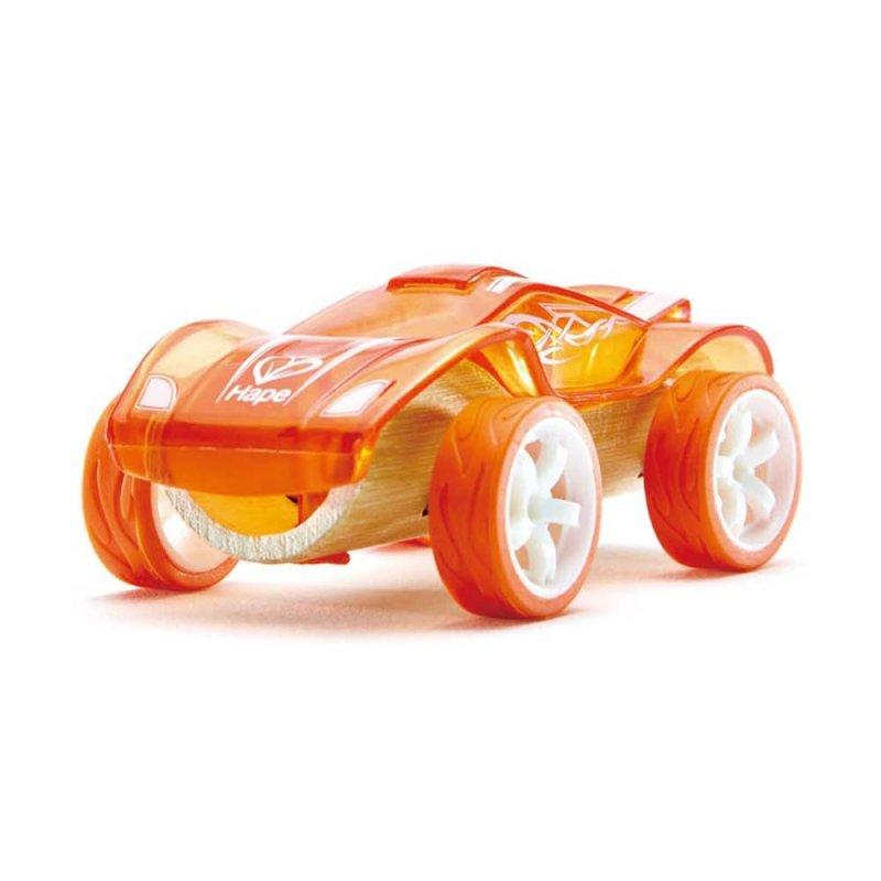 """Машинка из бамбука """"Twin Turbo"""", Hape"""