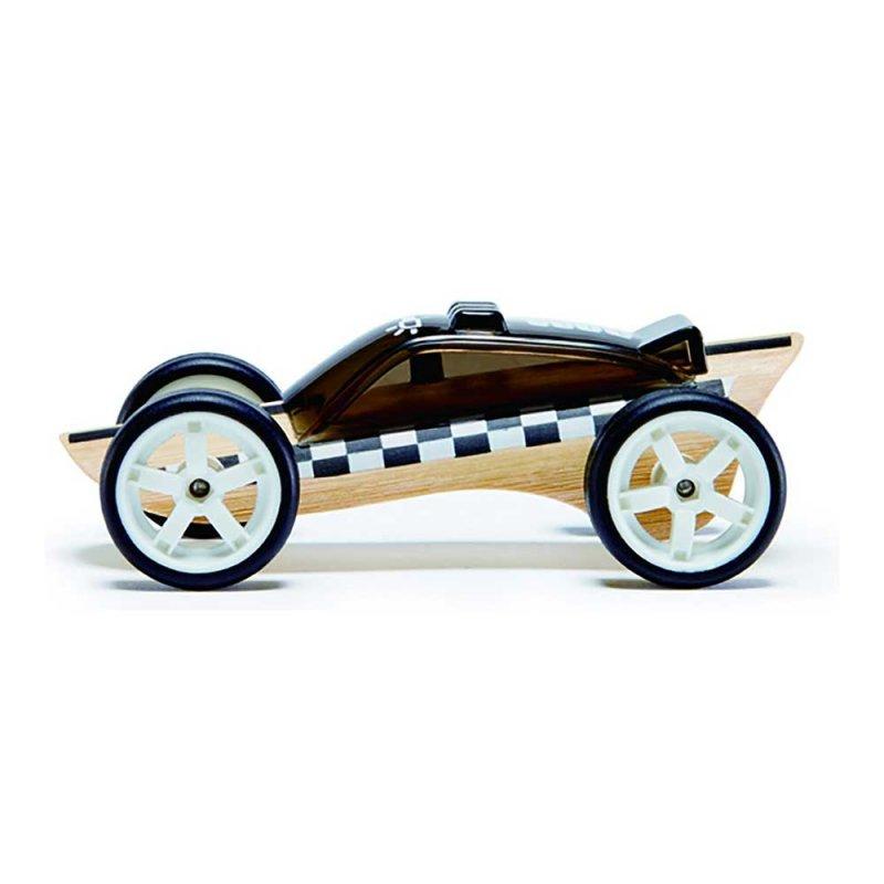 "Машинка из бамбука ""Police Car"", Hape"