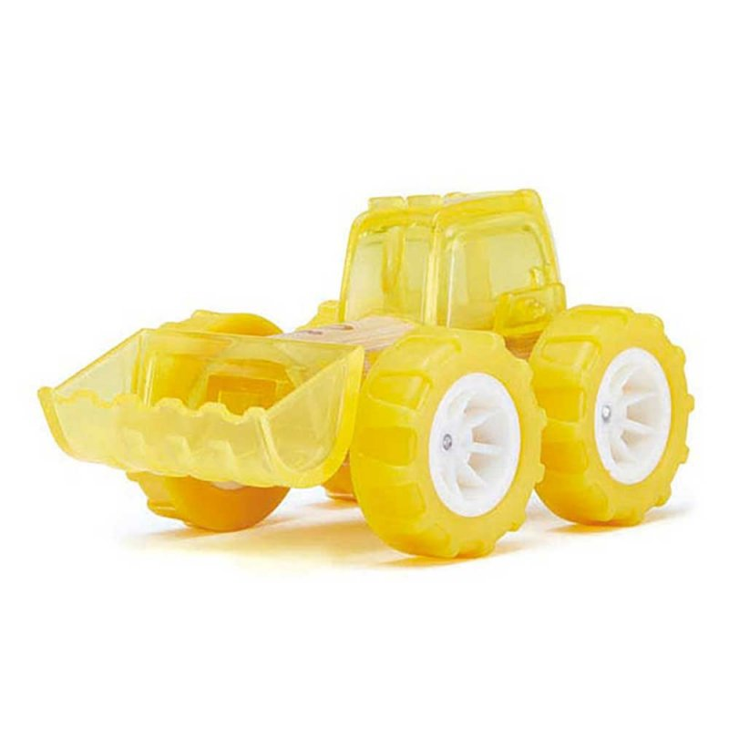"Машинка из бамбука ""Bulldozer"", Hape"