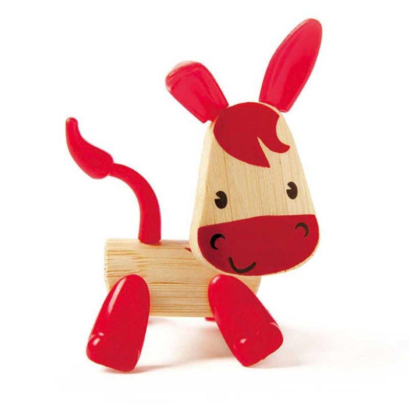 """Деревянная игрушка """"Donkey"""", Hape"""