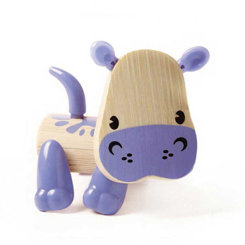 """Деревянная игрушка """"Hippo"""", Hape"""