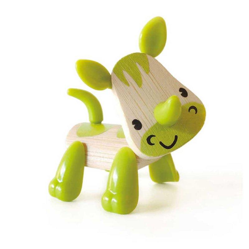 "Деревянная игрушка ""Rhino"", Hape"