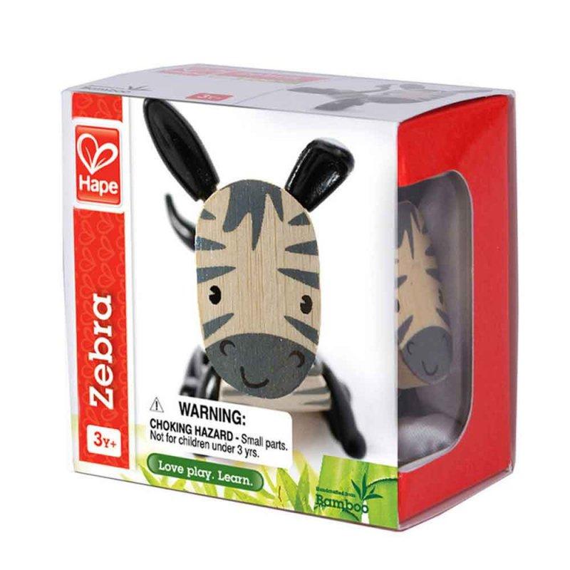 """Деревянная игрушка """"Zebra"""", Hape"""