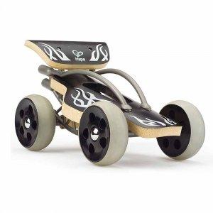 "Машинка из бамбука ""E-Drifter"", Hape"