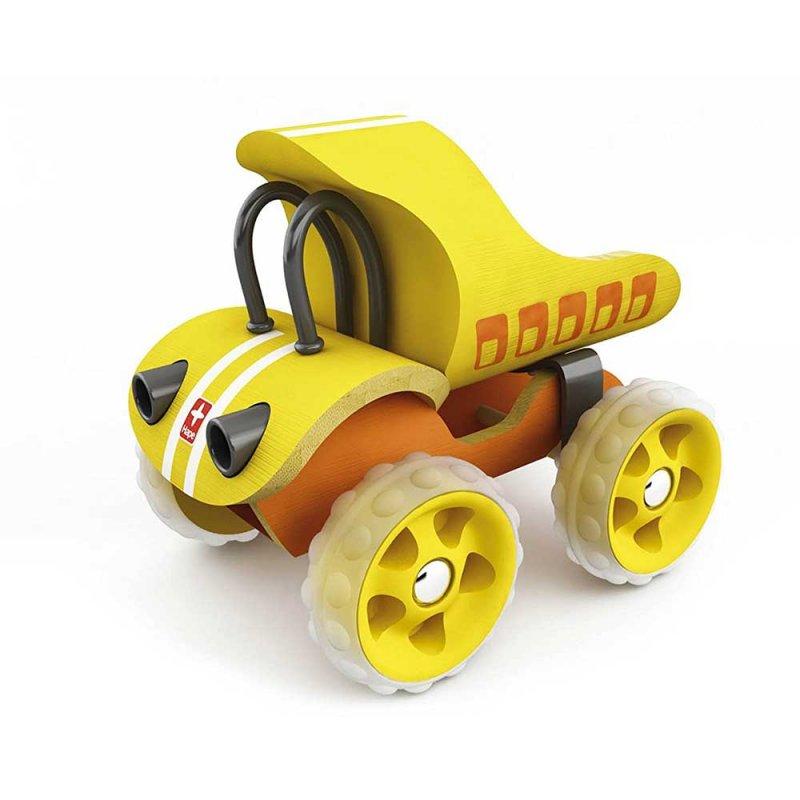"Машинка из бамбука ""E-Truck"", Hape"