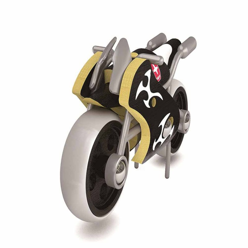 "Мотоцикл из бамбука ""E-Superbike"", Hape"