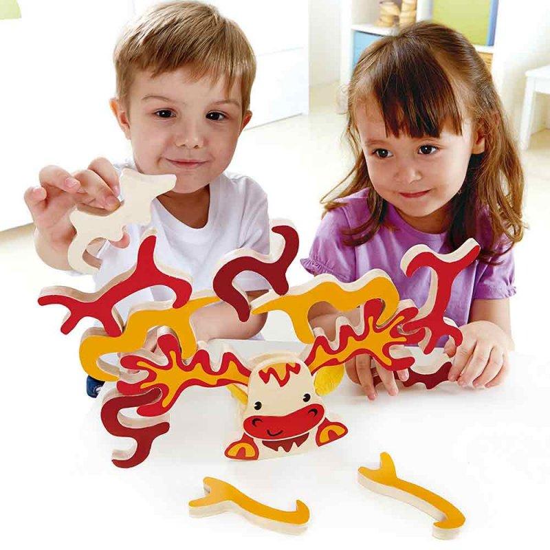 "Деревянная игрушка-балансир ""Supermoose"", Hape"