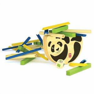 """Деревянная игрушка-балансир """"Pandabo"""", Hape"""
