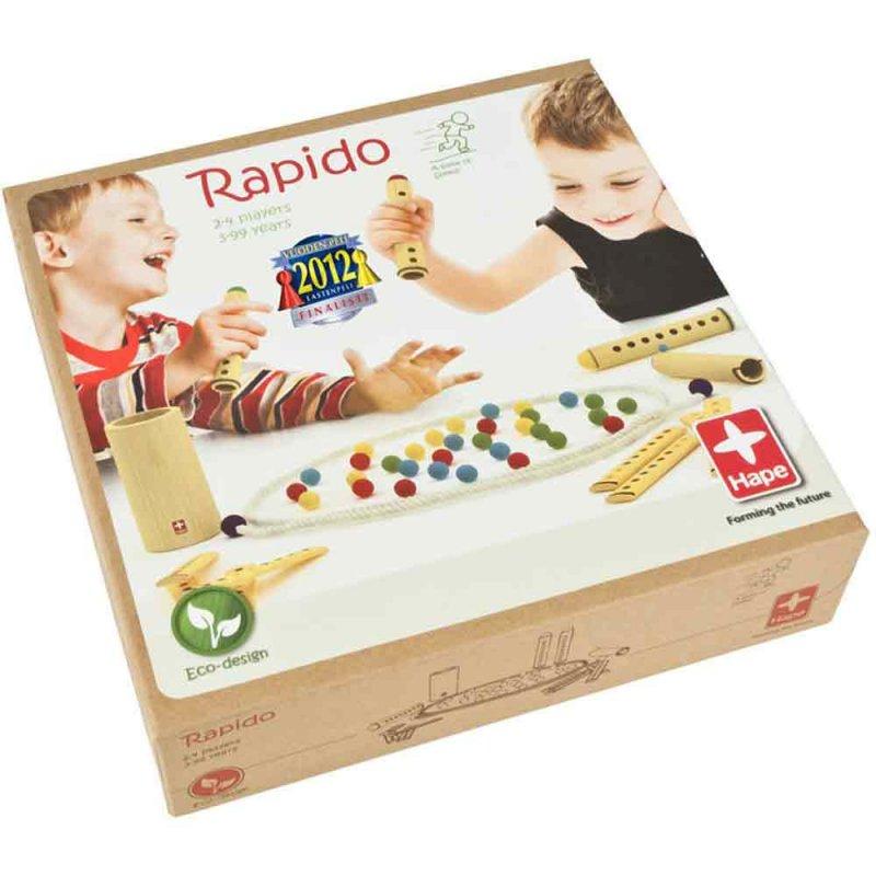 """Деревянная игрушка-головоломка """"Rapido"""", Hape"""