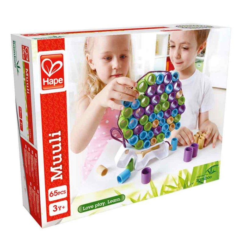 "Деревянная игрушка-балансир ""Muuli"", Hape"