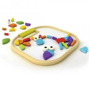 """Деревянная игрушка-головоломка """"Magnetic Animals"""", Hape"""