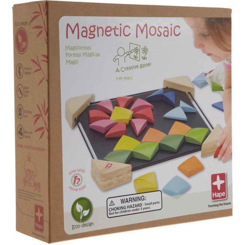 """Деревянная игрушка-головоломка """"Magnetic Mosaic"""", Hape"""