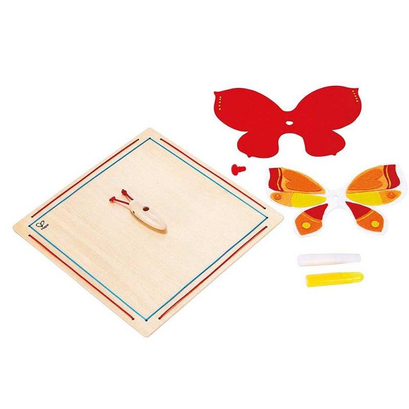 "Деревянная игрушка ""Beautiful Butterfly"", Hape"