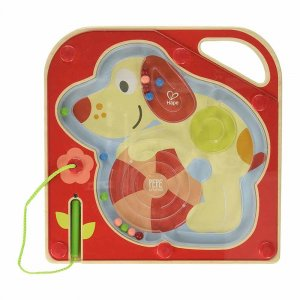 "Деревянная игрушка-головоломка ""A-mazing Pepe"", Hape"