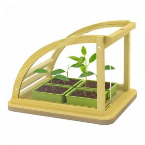 """Игрушка-конструктор """"ECO Greenhouse"""", Hape"""