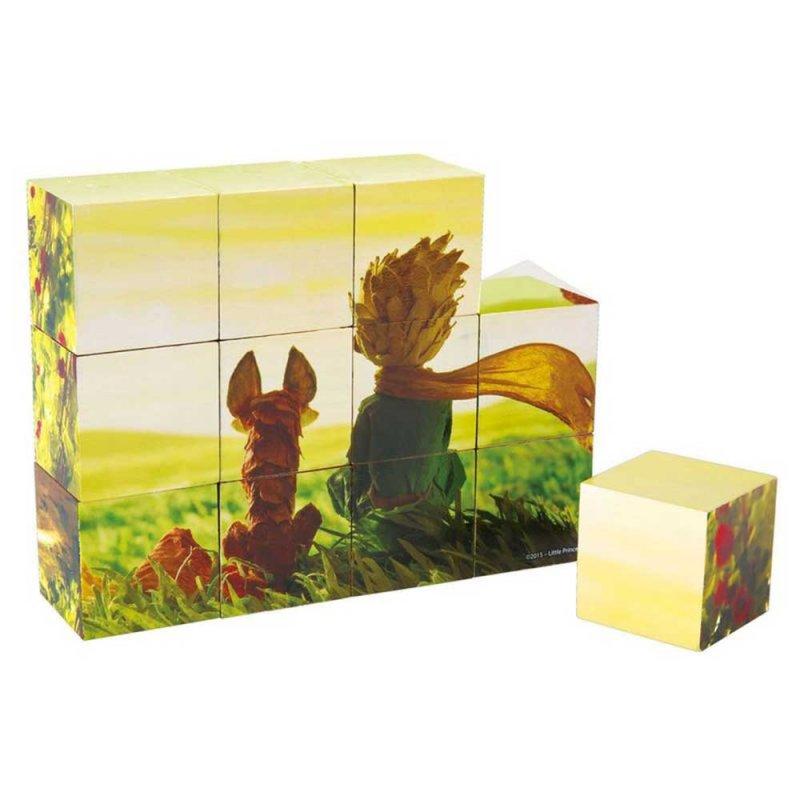 """Игрушка-головоломка """"Blocks"""" (12 блоков), Hape"""