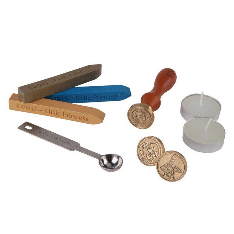 """Игрушка-набор для штамповки """"Sealing Wax Set"""", Hape"""