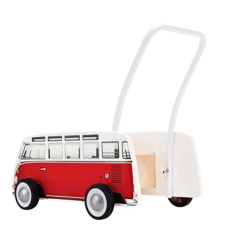 """Игрушка-каталка """"Classical Bus Walker"""", Hape"""