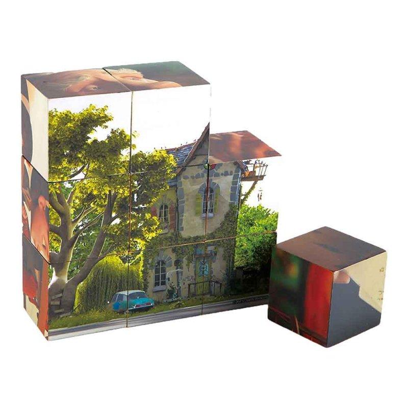 """Игрушка-головоломка """"Blocks"""" (9 блоков), Hape"""