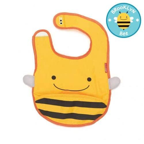 """Слюнявчик """"Пчёлка"""", Skip Hop"""