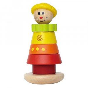 """Деревянная пирамидка """"Джилл"""", Hape"""