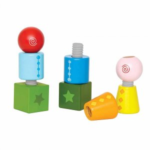 "Конструктор ""Twist and Turnables"", Hape"