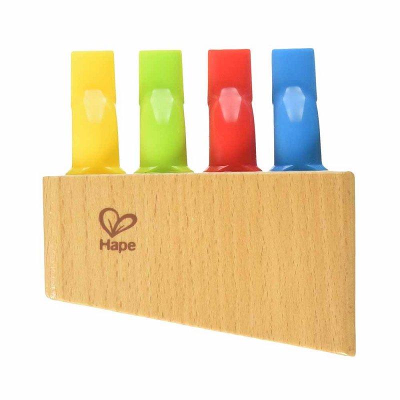 "Радуга-флейта ""Rainbow Pan Flute"", Hape"