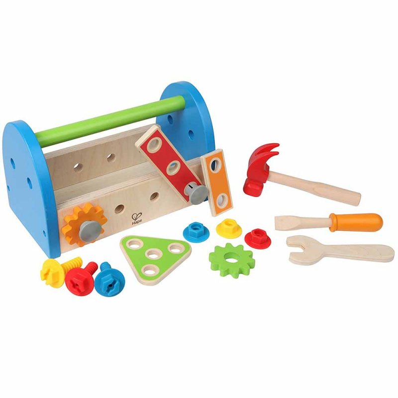"""Ящик с инструментами """"Fix-It Tool Box"""", Hape"""
