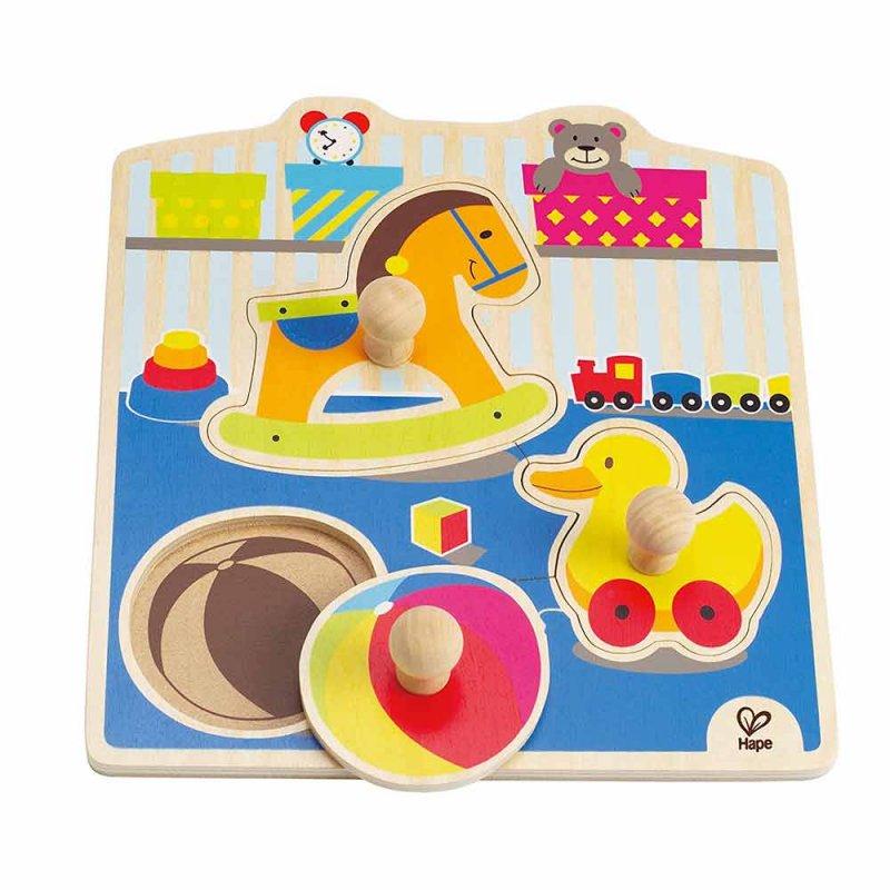 """Пазл """"Мои игрушки"""", Hape"""