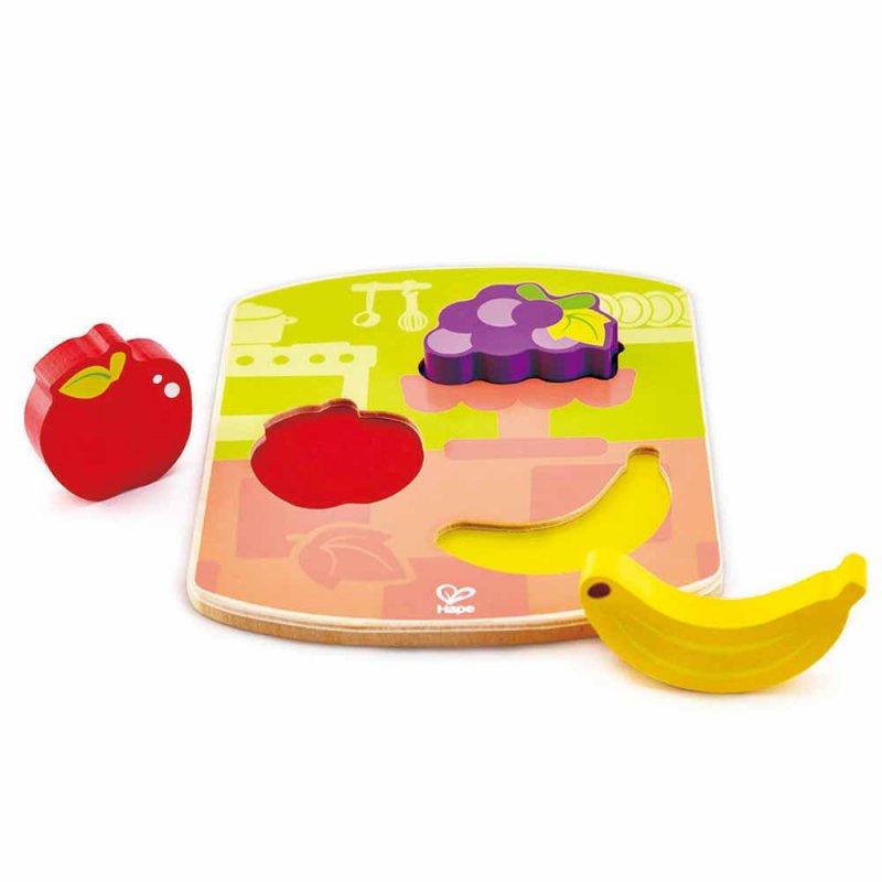 "Пазл ""Chunky Fruit Puzzle"", Hape"