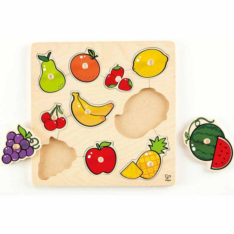 """Пазл """"Fruit Buttons"""", Hape"""