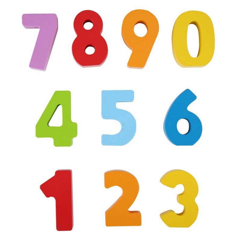 """Набор """"Цифры и цвета"""", Hape"""