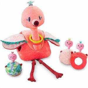 """Игровой набор """"Фламинго Анаис и птенцы"""", Lilliputiens"""