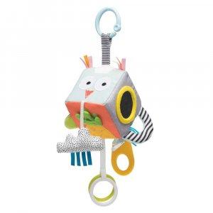 """Развивающая игрушка-кубик """"Веселые зверушки"""", Taf Toys"""