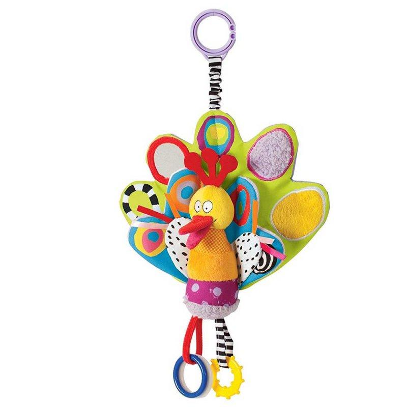 """Развивающая игрушка-подвеска """"Павлин"""", Taf Toys"""
