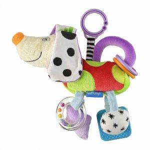 """Развивающая игрушка-подвеска """"Смышленый песик"""", Taf Toys"""