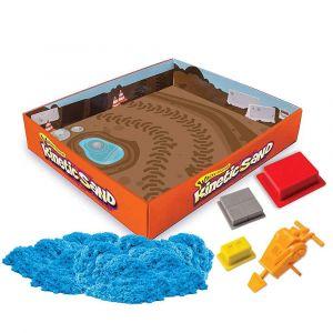 """Набор песка для детского творчества """"Construction Zone"""", Kinetic Sand"""